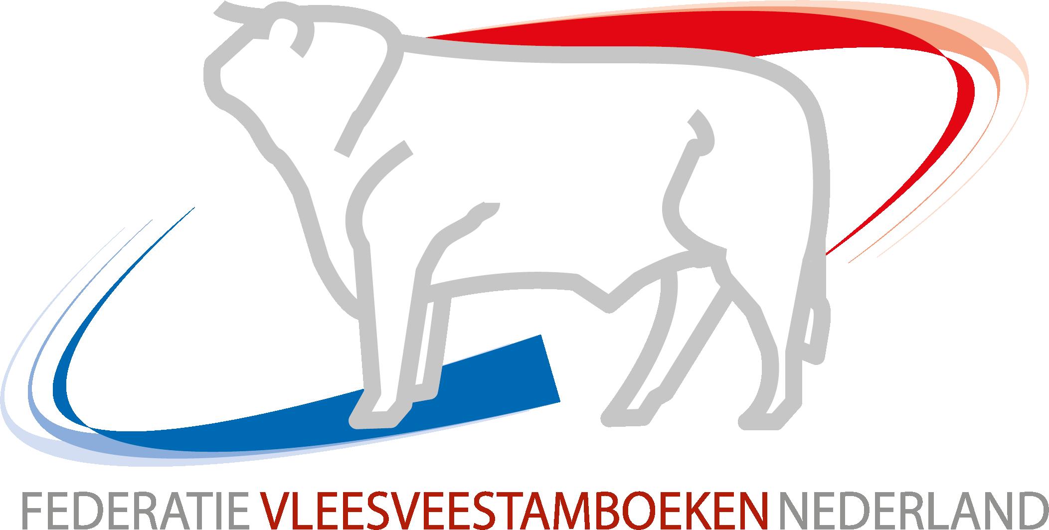 logo Federatie Vleesveestamboeken Nederland